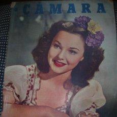 Cine: CÁMARA -15 MARZO DE 1949-PORTADA WANDA HENDRIX. Lote 30677308