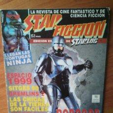 Cine: STAR FICCION Nº 2 - LA REVISTA DE CINE FANTASTICO Y CIENCIA FICCION. Lote 30677312