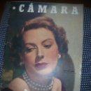Cine: CÁMARA 15 DE MAYO DE 1949-PORTADA DEBORAH KERR. Lote 30677383
