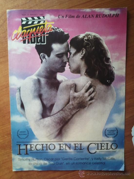 CLAQUETA Nº 8 - HECHO EN EL CIELO - PEDIDO MINIMO 6€ (Cine - Revistas - Claqueta)