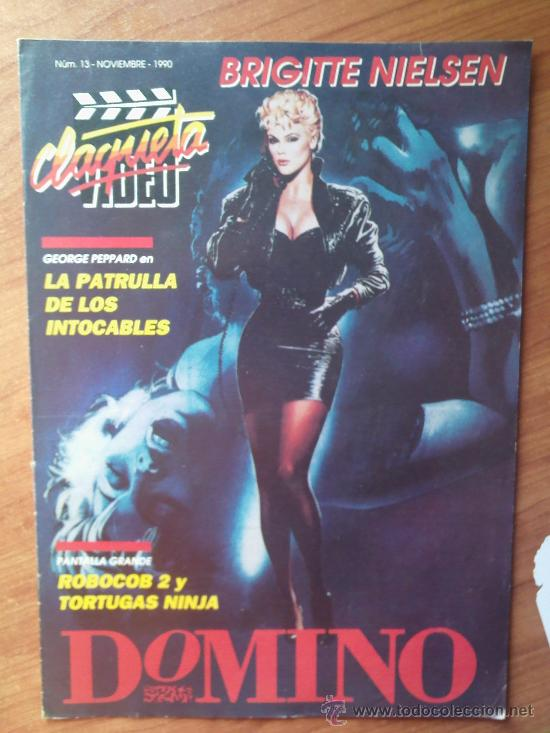 CLAQUETA Nº 13 - BRIGITTE NIELSEN - PEDIDO MINIMO 6€ (Cine - Revistas - Claqueta)