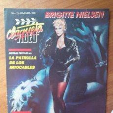 Cine: CLAQUETA Nº 13 - BRIGITTE NIELSEN - PEDIDO MINIMO 6€. Lote 30677556