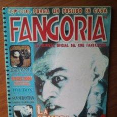 Cine: FANGORIA Nº 4. Lote 30677587