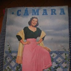 Cine: CÁMARA 1 SEPTIEMBRE DE 1949- PORTADA BARBARA BATES. Lote 30677634