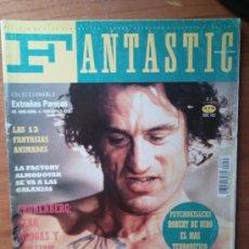 Cine: FANTASTIC MAGAZINE Nº 3 . Lote 30677654