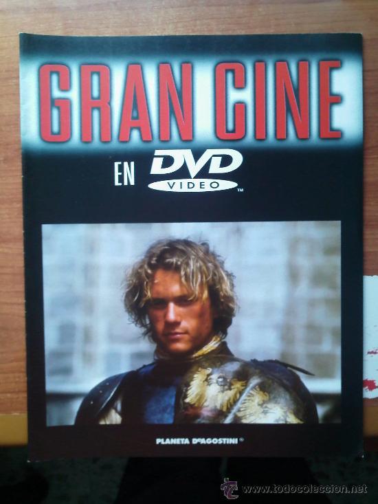 GRAN CINE EN DVD, 17 FASCICULOS, PLANETA DE AGOSTINI (Cine - Revistas - Otros)