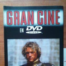 Cine: GRAN CINE EN DVD, 17 FASCICULOS, PLANETA DE AGOSTINI. Lote 30705650