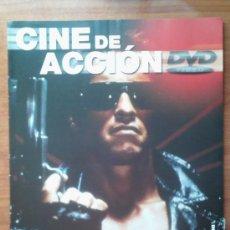 Cine: CINE DE ACCION, 17 FASCICULOS, PLANETA DE AGOSTINI. Lote 30706290