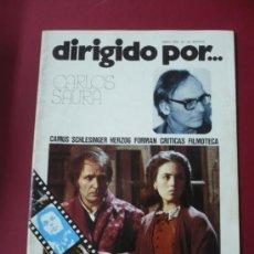 Cine: DIRIGIDO POR NUM 32 CARLOS SAURA. Lote 30803918
