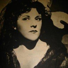 Cinéma: REVISTA PRIMER PLANO, JUNIO 1942, Nº87,FOSCO GIACHETTI,CONCHITA MONTENEGRO,JOSÉ NIETO,ANTONIO ROMÁN. Lote 30815150