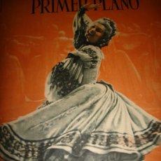 Cine: REVISTA PRIMER PLANO, MAYO 1942, Nº83,MERCEDES VECINO, MARY SAMPERE, ANTONIO RIQUELME, ANN SHERIDÁN. Lote 30815281