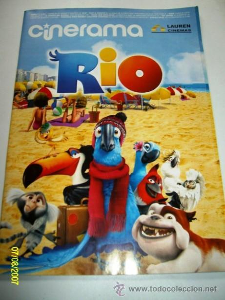 REVISTA CINERAMA * LAUREN CINEMAS * ABRIL 2011 - Nº 193. THOR, LA LEGIÓN DEL AGUILA, NADA QUE... (Cine - Revistas - Cinerama)