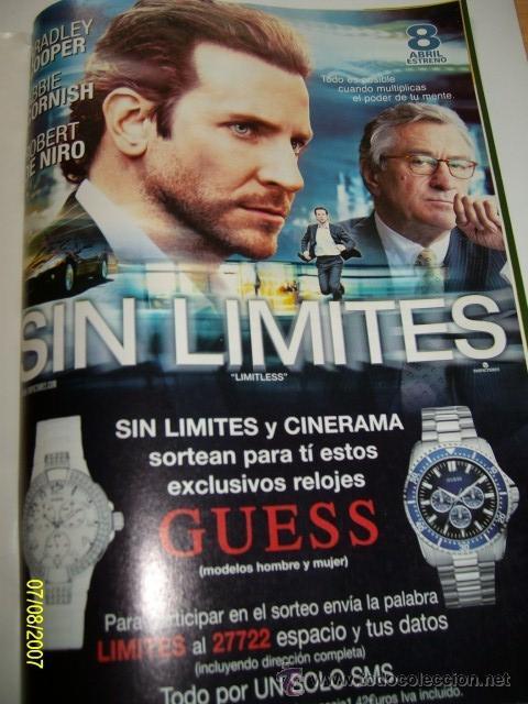 Cine: REVISTA CINERAMA * LAUREN CINEMAS * ABRIL 2011 - Nº 193. THOR, LA LEGIÓN DEL AGUILA, NADA QUE... - Foto 3 - 31015054