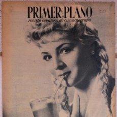 Cine: SARA MONTIEL REVISTA PRIMER PLANO 5 AGOSTO 1945. Lote 31032744