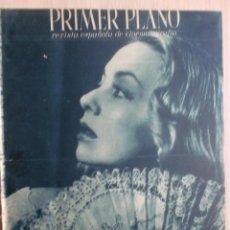 Cine: REVISTA PRIMER PLANO. AGOSTO 1944. Nº 201. JOSITA HERNAN. MARIA BRU EN LA PELICULA (OROSIA).. Lote 178601290