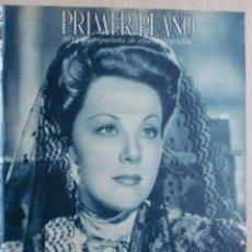 Cinema: REVISTA PRIMER PLANO. OCTUBRE 1944. Nº 207. MARY DELGADO EN EL FANTASMA Y DOÑA JUANA. RAFAEL DURAN.. Lote 31120481