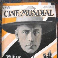 Cine: CINE MUNDIAL - JULIO 1922. Lote 31140675