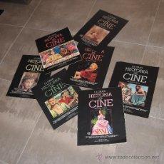 Cine: LOTE 10 TOMOS COLECCIONABLES DE LA GRAN HISTORIA DEL CINE,. Lote 31153018