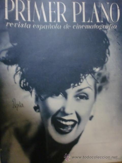REVISTA PRIMER PLANO. ENERO 1944. Nº 170. ANA MARISCAL. RAFAEL DURAN EN EL CLAVO. (Cine - Revistas - Primer plano)