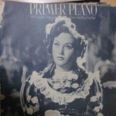 Cinema: REVISTA PRIMER PLANO. NOVIEMBRE 1943. Nº 162. TRINI MONTERO. . Lote 31179690