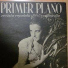 Cine: REVISTA PRIMER PLANO. ABRIL 1941. Nº 28. LA JANA. FRED MACMURRAY.. Lote 31181121