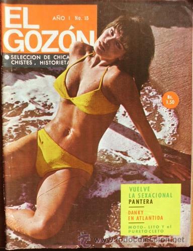 RAQUEL WELCH (REVISTA EL GOZÓN) (Cine - Revistas - Otros)