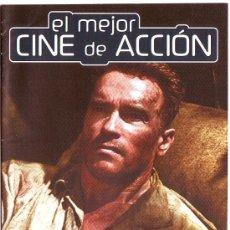 Cine: UXDV EL MEJOR CINE DE ACCION DAÑO COLATERAL ARNOLD SCHWARZENEGGER 14 PAG. COLOR 18 X 12 CMS. Lote 31284515