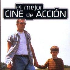 Cine: UXDV UN MUNDO PERFECTO KEVIN COSTNER CLINT EASTWOOD EL MEJOR CINE DE ACCION COLOR 18 X 12 CMS. Lote 31285044