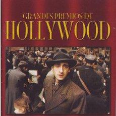 Cine: EL PIANISTA ADRIEN BRODY GRANDES PREMIOS DE HOLLYWOOD 14 PAG. COLOR 18 X 12 CMS. Lote 31285589