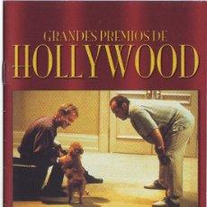 Cine: MEJOR ... IMPOSIBLE JACK NICHOLSON HUNT GRANDES PREMIOS DE HOLLYWOOD 14 PAG. COLOR 18 X 12 CMS. Lote 31285612