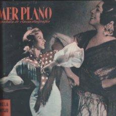 Cine: 4 REVISTAS DE PRIMER PLANO (AÑOS 50) ENCUADERNADOS EN UN TOMO DE LUJO.. Lote 31308819