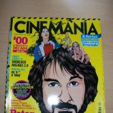 Cine: CINEMANIA Nº 172 - PETER JACKSON - SHERLOCK HOLMES. Lote 31309722