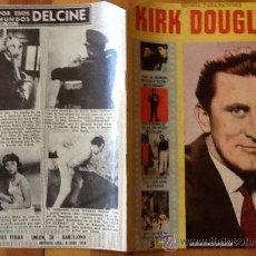 Cine: KIRK DOUGLAS COLECCION CINECOLOR Nº 26. Lote 31321986