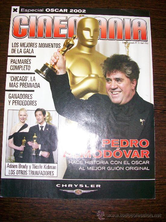 Cine: Cinemania nº 91 (Abril 2003) - Charlize Theron - con Guía DVD nº 10 y dos suplementos más - Foto 2 - 31553972