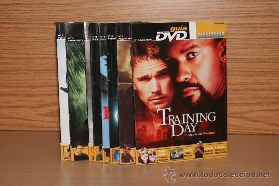 GUÍA DVD CINEMANÍA (Cine - Revistas - Cinemanía)