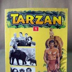 Cine: REVISTA, CINE, TARZAN, Nº 1, RBA EDITORES, 1996. Lote 31675078