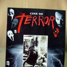 Cine: FASCICULO, CINE DE TERROR, PLANETA DE AGOSTINI, EL FANTASMA DE LA OPERA. Lote 31675267
