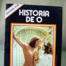 Cine: REVISTA, FILM DOCUMENTO, HISTORIAS DE O, EDINAPER, 1977. Lote 31676481