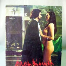 Cine: REVISTA, FILM SEX, INQUISICION, PERMANENCIAS, 1977. Lote 31677495