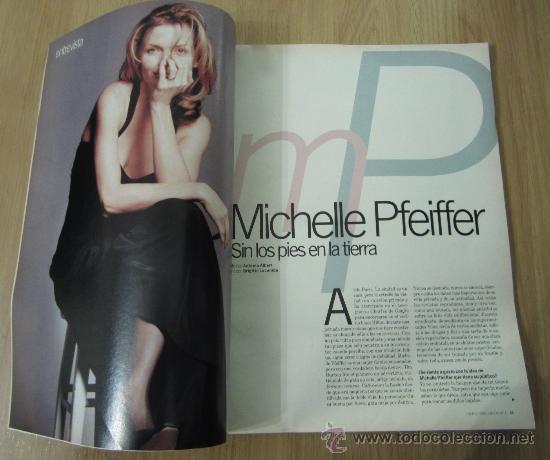 Cine: CINEMANIA. Nº 4. 1996. BRAD PITT. MICHELLE PFEIFFER - Foto 2 - 23027688