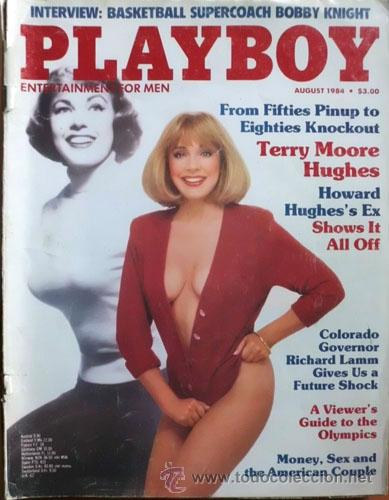 Cine: TERRY MOORE (Revista Playboy) - Foto 1 - 31714998