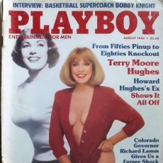 Cine: TERRY MOORE (REVISTA PLAYBOY). Lote 31714998