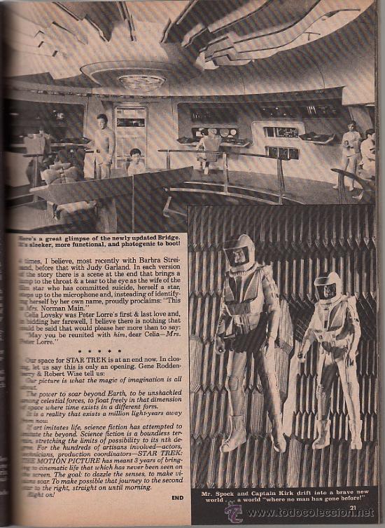 Cine: Famous Monsters of Filmland # 161 - Página interior - Foto 4 - 31829728