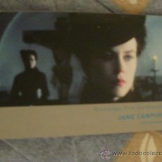 Cine: ROUTLEDGE FILM GUIDEBOOK JANE CAMPION LIBRO EN INGLES TOTALMENTE. Lote 31840057