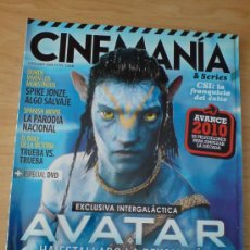 Cine: REVISTA CINEMANIA PELICULA AVATAR.. Lote 31918731