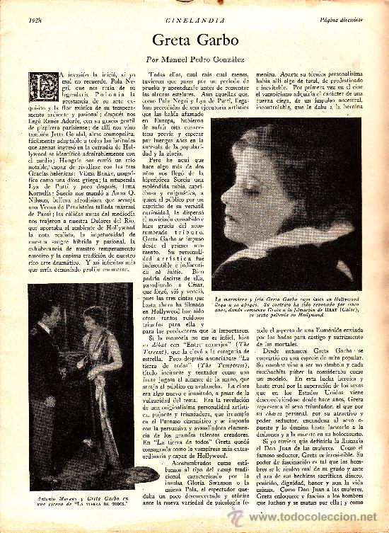 Cine: Cinelandia, Febrero de 1928, art deco - Foto 4 - 31988211