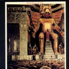 Cinéma: LA GRAN HISTORIA DEL CINE (TERENCI MOIX) CAPÍTULO 7. Lote 32192783
