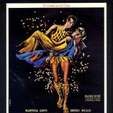 Cine: LA GRAN HISTORIA DEL CINE (TERENCI MOIX) CAPÍTULO 15. Lote 32192924