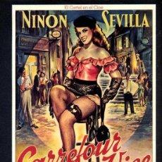 Cine: LA GRAN HISTORIA DEL CINE (TERENCI MOIX) CAPÍTULO 21. Lote 32193070
