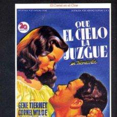 Cine: LA GRAN HISTORIA DEL CINE (TERENCI MOIX) CAPÍTULO 39. Lote 32193194
